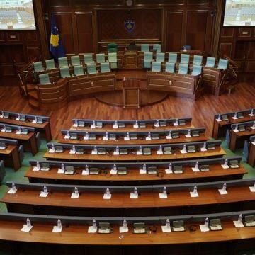 Kuvendi diskuton sot për pasojat ekonomike të pandemisë