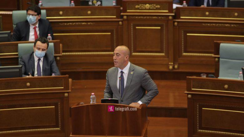 Haradinaj, Kurtit: Pse po ikën ndaj kauzës që ndërtove ndër vite?