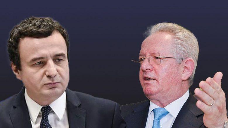 Hyseni: Ju siguroj që Albin Kurti pas dy muajsh do të thotë se ka Asociacion të Komunave me shumicë serbe