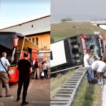 Tragjedia me viktima në Kroaci, flasin nga kompania kosovare e autobusit që u aksidentua