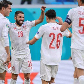 """Spanja më të saktë nga penaltitë, eliminon Zvicrën dhe kualfikohet në gjysmëfinale të """"Euro 2020"""""""