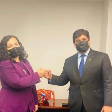 Osmani i kërkon presidentit të Kostarikës të lobojë për njohjen e Kosovës