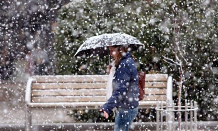 Sot priten reshje bore në Kosovë