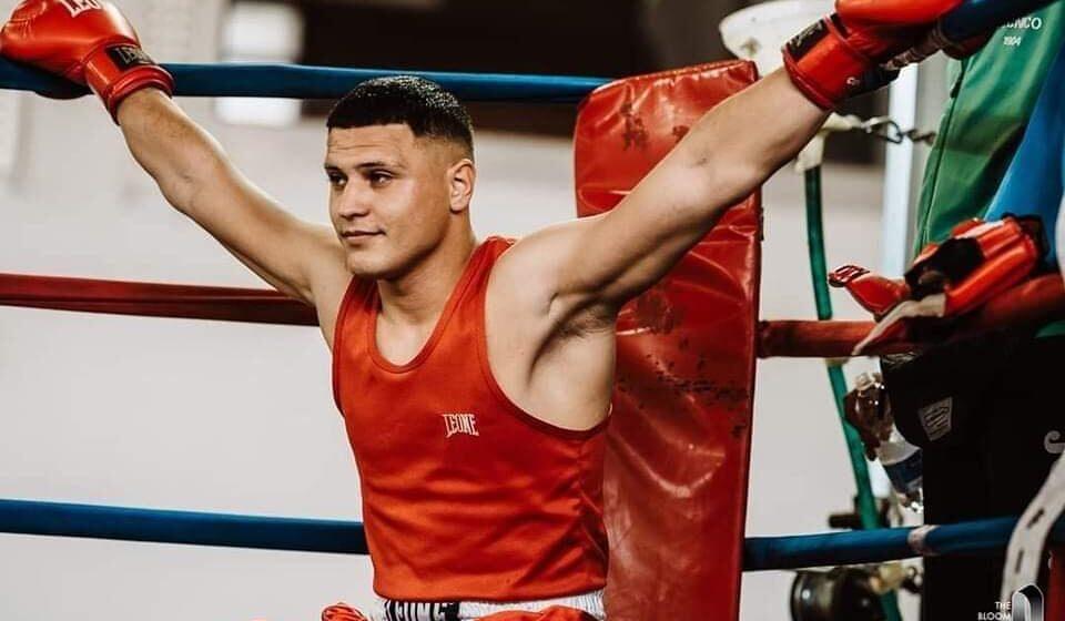 Drilon Thaçi  nga Prizreni, fiton  vendi e  tretë në Kampionatin Italian në  kategorinë 81 kg