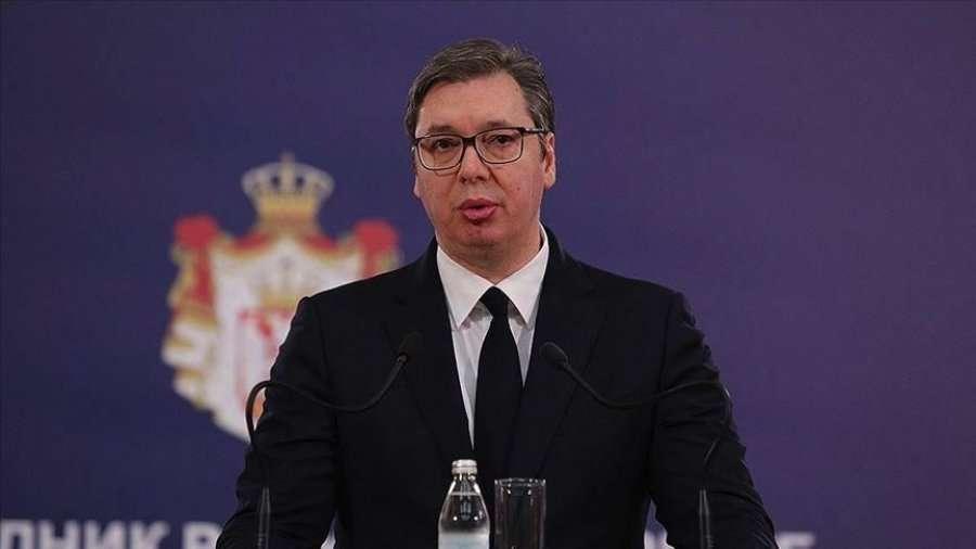 Evropë  tashmë e rikonfirmuat se kush është Vuçiçi e me këtë edhe  dëshminë e dështimit-Shkruan;Katriot Frengi