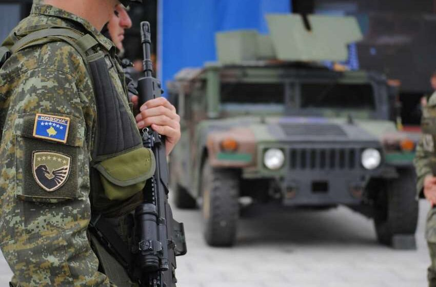 Kosova dhe Britania nënshkruajnë Marrëveshjen e Bashkëpunimit Bilateral të Mbrojtjes