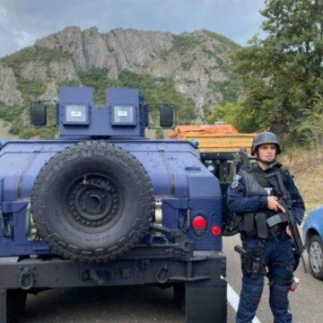 Situatë e qetë në veri të Kosovës